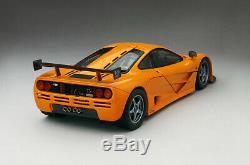 McLaren F1 1995 LM-XP1 Diecast 118 Scale by True Scale Miniatures TSM131806