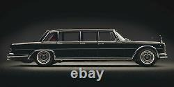 Mercedes-Benz 600 Pullman (W100) Limousine by CMC in 118 Scale M-200 In Stock