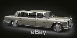 Mercedes-Benz 600 Pullman (W100) Limousine by CMC in 118 Scale M-204 In Stock