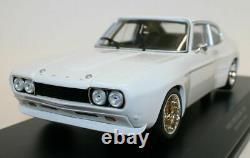 Minichamps 1/18 Scale Diecast Car 155 708500 1970 Ford Capri RS 2600 White