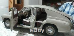 Model Soviet car GAZ M20 POBEDA 18 scale Fully assembled 1/8 USSR DeAGOSTINI