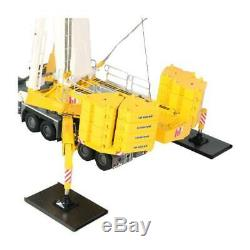 NZG 732/29 LIEBHERR LTM11200-9.1 Hiap Tong Singapore Mobile Crane Scale 150