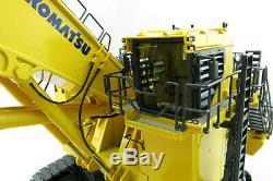 NZG 933 Komatsu PC 4000 Hydraulic Front Shovel Mining Excavator Scale 150 2019