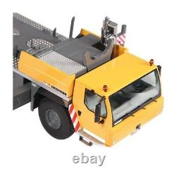 NZG 959 LIEBHERR LTM 1250-5.1 Mobile Crane Liebherr Livery Scale 150