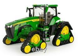 New! John Deere 1/16 scale 8RX410 quad trax tractor Prestige Collection LP70959