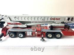 Nzg #468 Link-belt Htc-8670 Hydraulic Truck Crane 150 Scale