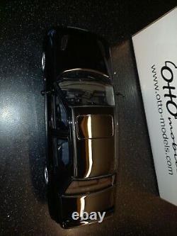 OTTO 1/18 SCALE Ford Sierra Cosworth 4x4 Black Ottomobile BRAND NEW BOXED