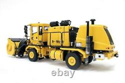 Oshkosh Truck with Snow Blower & Snow Plow Yellow TWH 150 Scale #072-01055 New
