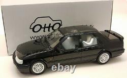 Otto 1/18 Scale Ford Sierra RS Cosworth Sapphire 4X4 Brasilia Black Model Car