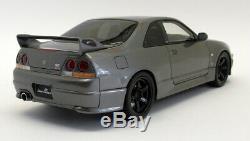 Otto 1/18 Scale OT758 Nissan Skyline GT-R R33 BCNR33 Omori Factory Grey