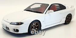 Otto Mobile 1/18 Scale Model Car OT896 1996 Nissan Silvia Spec R Aero (S15)