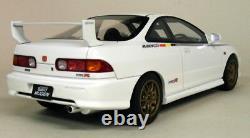 Otto Models 1/18 Scale Honda Integra DC2 Type-R Mugen White Resin Model Car