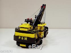 P&H 4100XPC Mining Shovel 1/160 N Scale TWH #123-01343