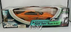 Paul Walker The Fast and The Furious Toyota Supra 16 Scale Official Merchandise