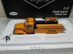 Peterbilt 335 Mechanic Service Truck Kokosing Sword 150 Scale #SW2045-KO New