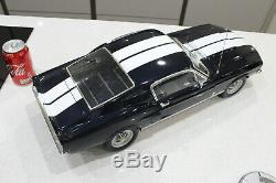 Pocher DeAgostini 18 1/8 FORD MUSTANG GT500 SHELBY Scale Model Immaculate