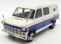 Premium ClassiXXS 1/18 Scale Model Van 30061 Ford Transit Mk1 Motorsport
