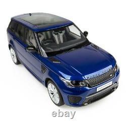 Range Rover Sport Svr 118 Scale Model Blue Land Rover Part 51lddc968puw
