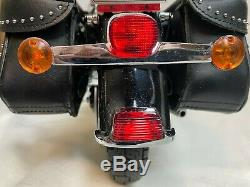 Rare Franklin Mint 1/5 Scale Harley Davidson Heritage Classic Softail 15