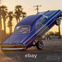 Redcat Racing 1964 Impala Blue Jevries Edition Rc Lowrider