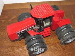SCALE MODELS 1/16 CASE IH Steiger 9370 Toy Tractor TRIPLES 1995 Fargo no box