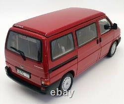 Schuco 1/18 Scale 450042000 Volkswagen T4b Westfalia Camper Red