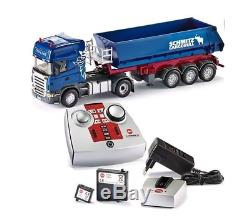 Siku Control 132 Scale Scania R620 With Tipping Trailer 6725