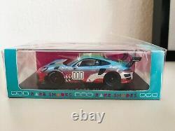 Spark 1/43 Scale Porsche 911 GT2 RS Clubsport, 000/Rare Shades, Pikes Peak 2020