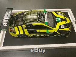 Spark 2019 Lexus Racing RCF GT3 1/18 Scale YELLOW New RARE car# 14