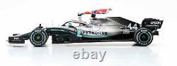 Spark S6089 Mercedes F1 W10 Winner British GP 2019 Lewis Hamilton 1/43 Scale