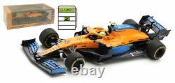 Spark S6469 McLaren MCL35 #4 3rd Austrian GP 2020 Lando Norris 1/43 Scale