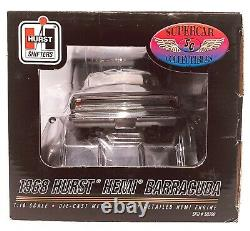 Supercar Collectibles 1968 Hurst Hemi Barracuda 118 Scale Highway 61