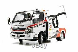 TINY City Hong Kong Hino 300 World Champion Tow Truck Scale 1/18 Model Car