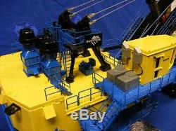 TWH Bucyrus 495HF Mining Shovel Suncor 1/50 O scale MIB