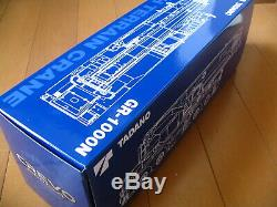 Tadano Official GR-1000N Crane scale model 1/50 from japan New