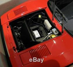 Tamiya 1/12 Scale 23211 Ferrari 288 GTO Semi Assembled Premium Model