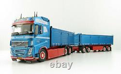 Tekno 74995 Volvo FH04 Globetrotter Truck with Trailer Michael Jepsen Scale 150