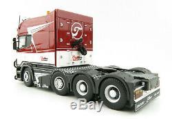 Tekno 76316 Scania R series Longline 8x4 Truck Tekno Event 2020 Scale 150
