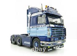 Tekno 76552 Scania 3-Serie Topline 143 6x4 Truck Ringoot & Zoon Scale 150