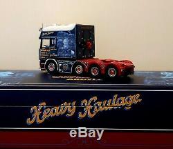 Tekno Heavy Haulage McFadyens Scania R Longline 8 x 4 Unit 150 Scale