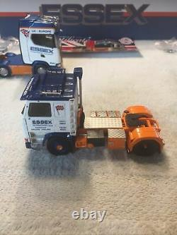 Tekno Scania S580 + Scania 112 The Only Way Is Essex Ltd Edition 150 Scale