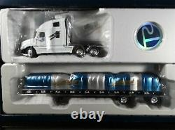 Tonkin Replicas Freightliner Columbia Swift Flatbed Trailer 153 O Scale Diecast