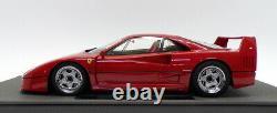 Top Marques 1/18 Scale Model Car TOP098A Ferrari F40 Red