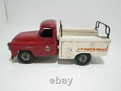 Vintage Tru Scale International Harvester Parts & Service Truck