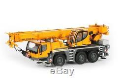 WSI 04-1037 Liebherr LTM 1050-3.1 All Terrain Mobile Crane Scale 150