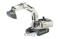 WSI 04-2023 Liebherr R 9150 Large Tracked Mining Excavator Bauma 2019 Scale 150