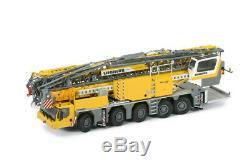 WSI 54-2003 LIEBHERR MK140 Mobile Construction Crane Scale 150