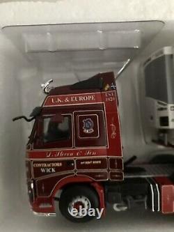Wsi 150 scale trucks D Steven & Sons