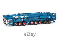 YCC Models Liebherr LTM1400 Classic Edition Mobile Crane Sarens Scale 150