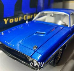 YCID 1/18 Scale 1970 Dodge Challenger R/T Coupe VERY RARE Only 24 Produced